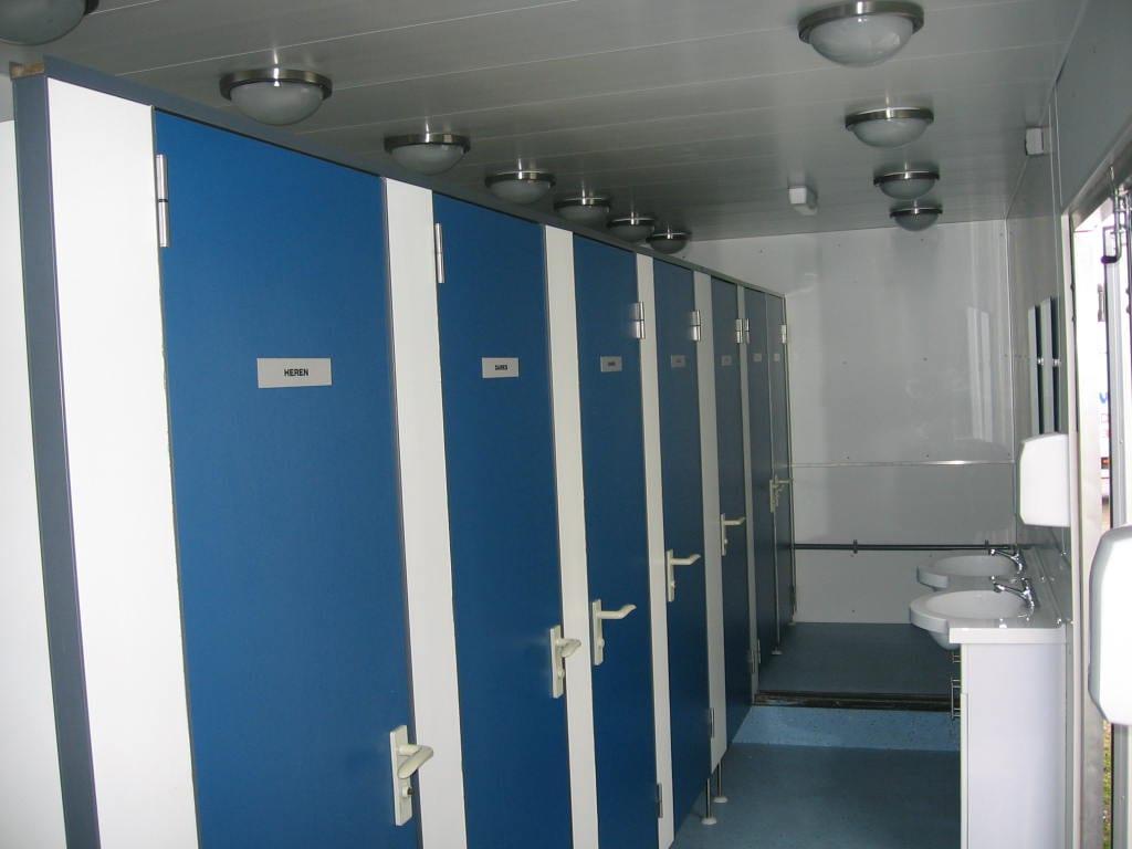 TW10  XL toiletwagen